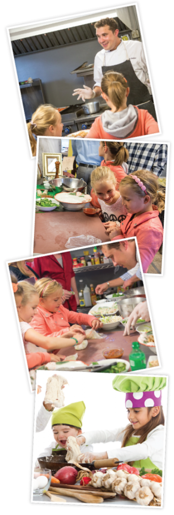 Aspen Kids Cooking Camp