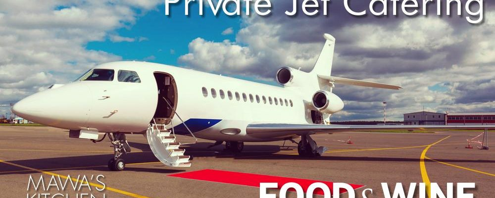 In Flight Dining & Private Jet Catering for Aspen Food & Wine Festival