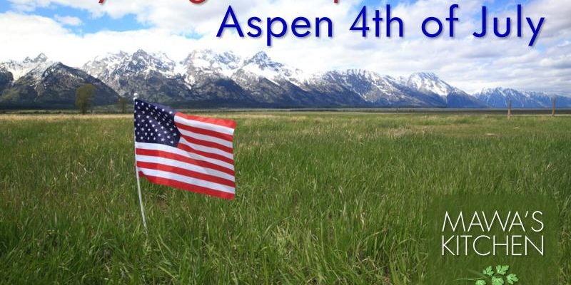 Aspen Colorado 4th of July Picnics, Parties, and Catering