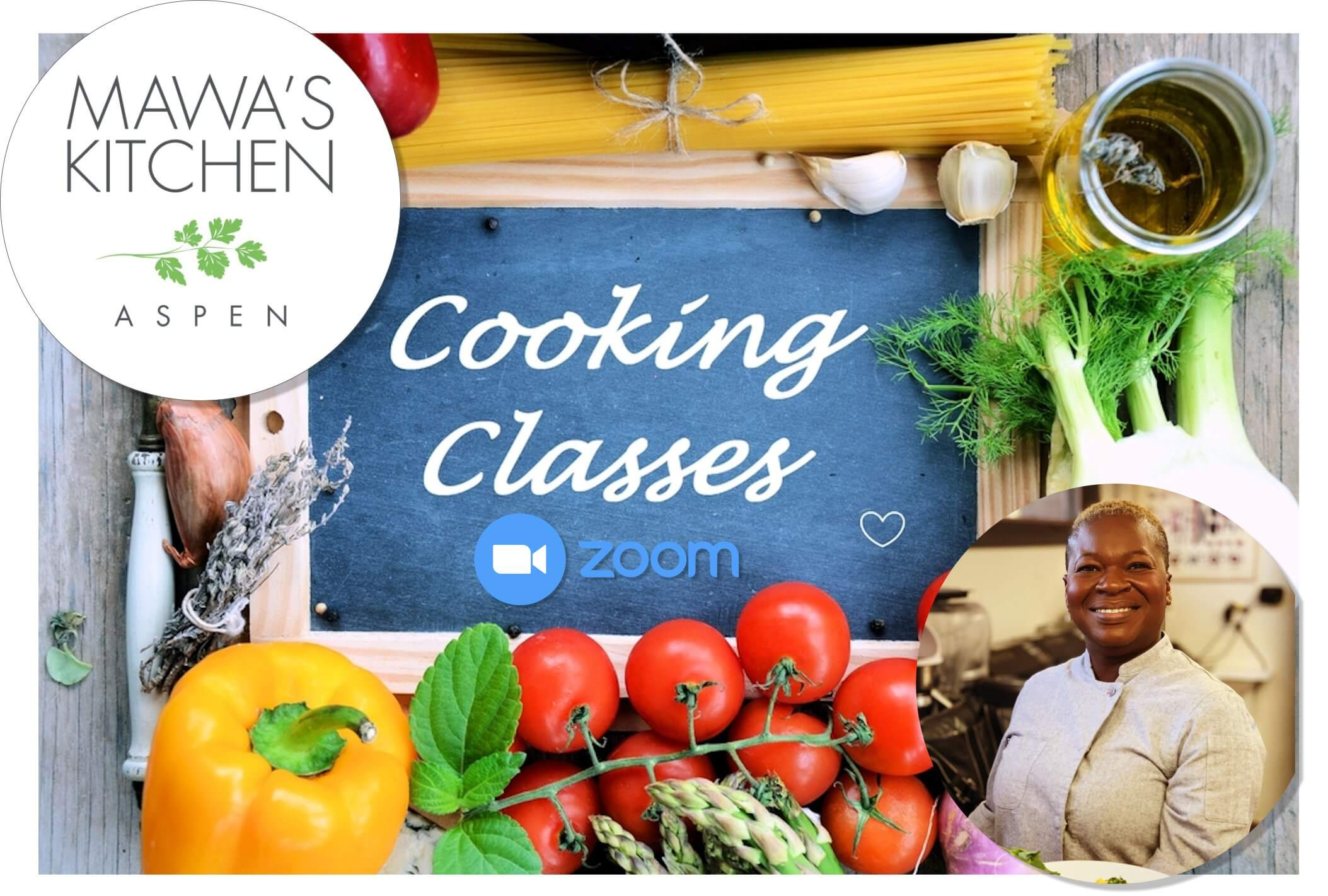 Mawa's Kitchen Online Cooking Classes