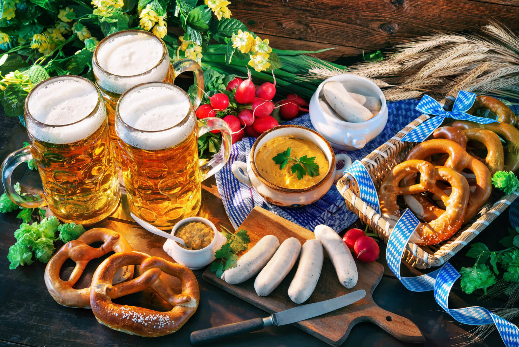 Take Oktoberfest to the Next Level at Mawa's Kitchen – October 5, 2019