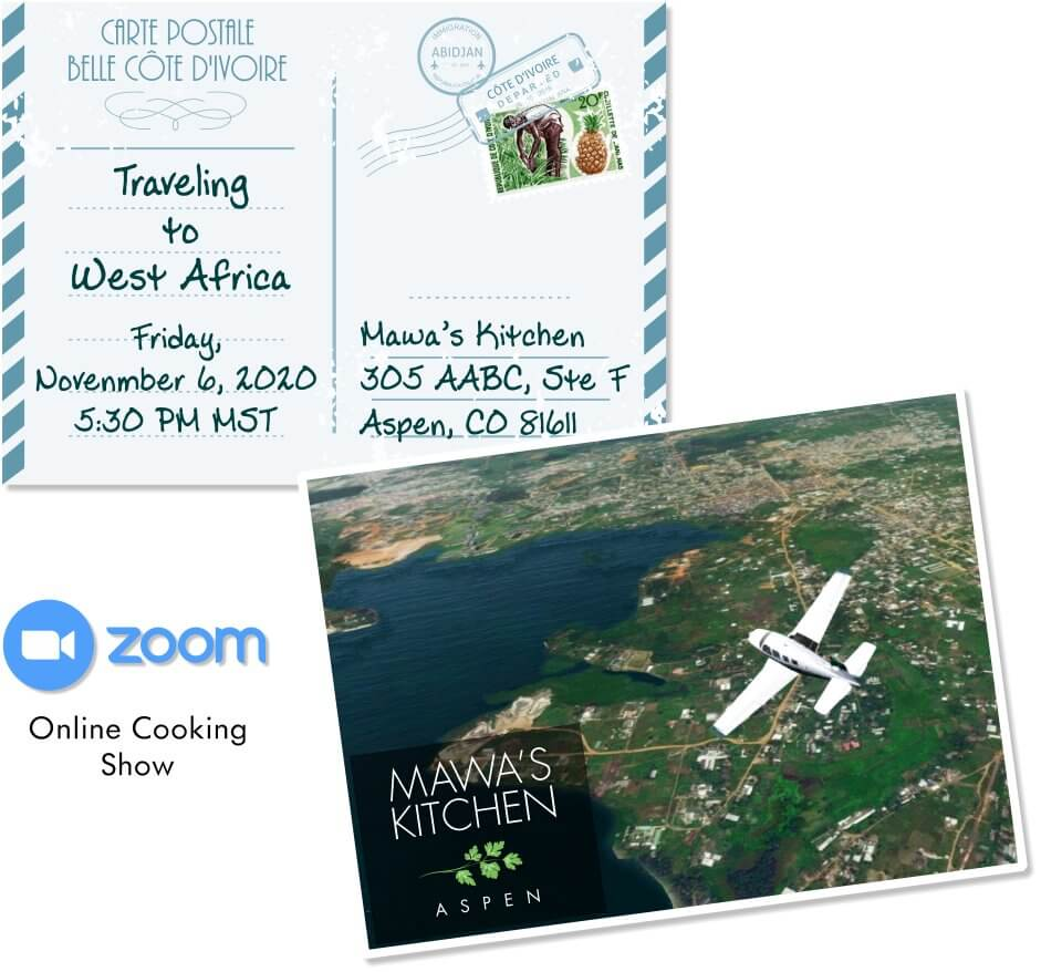 Travel to Africa - Cooking Class with Chef Mawa McQueen