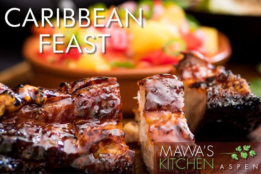 Aspen Colorado Caribbean Feast