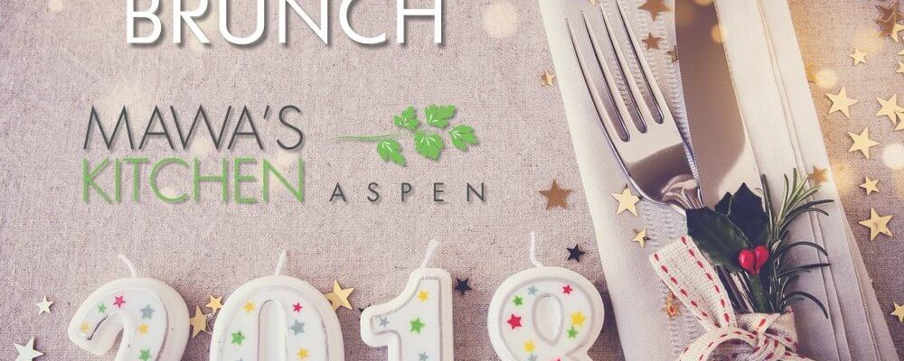 New Year's Brunch Aspen Colorado Mawa's Kitchen