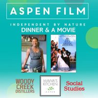 Dinner & A Movie with Chef Mawa McQueen