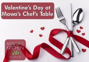 Valentine's Day Dinner – Mawa's Kitchen World Cuisine Dinner Series