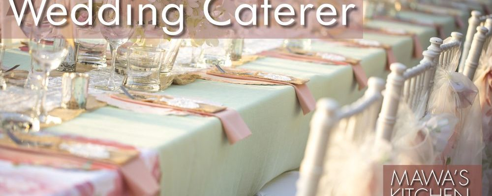 Aspen Wedding Caterer - Mawa's Kitchen Catering