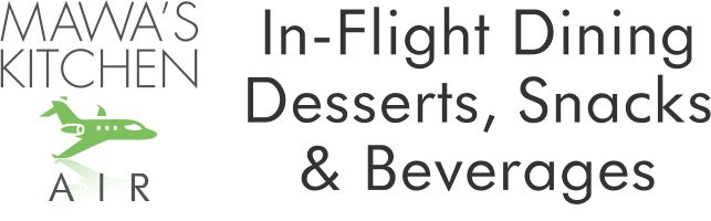 Aspen, CO In-Flight Dining Snacks, Desserts and Beverages
