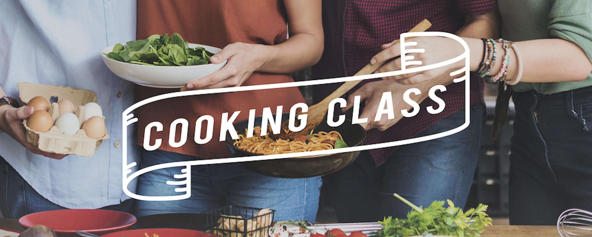 Lunchtime Cooking Classes Aspen COlorado