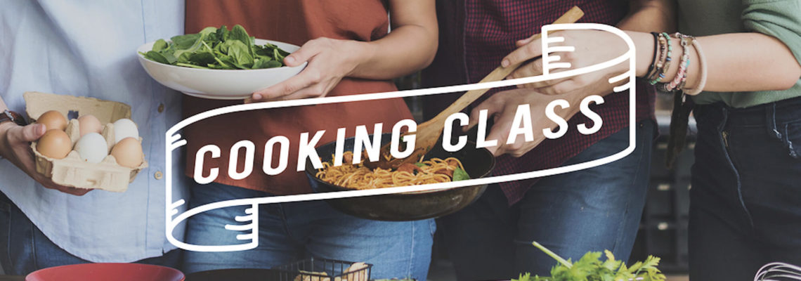 Now Serving: Evening Cooking Classes