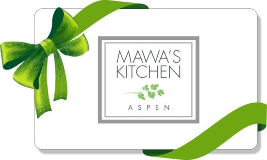 Mawa's Kitchen Gift Card