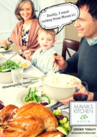 Thanksgiving Dinner from Mawa's Kitchen